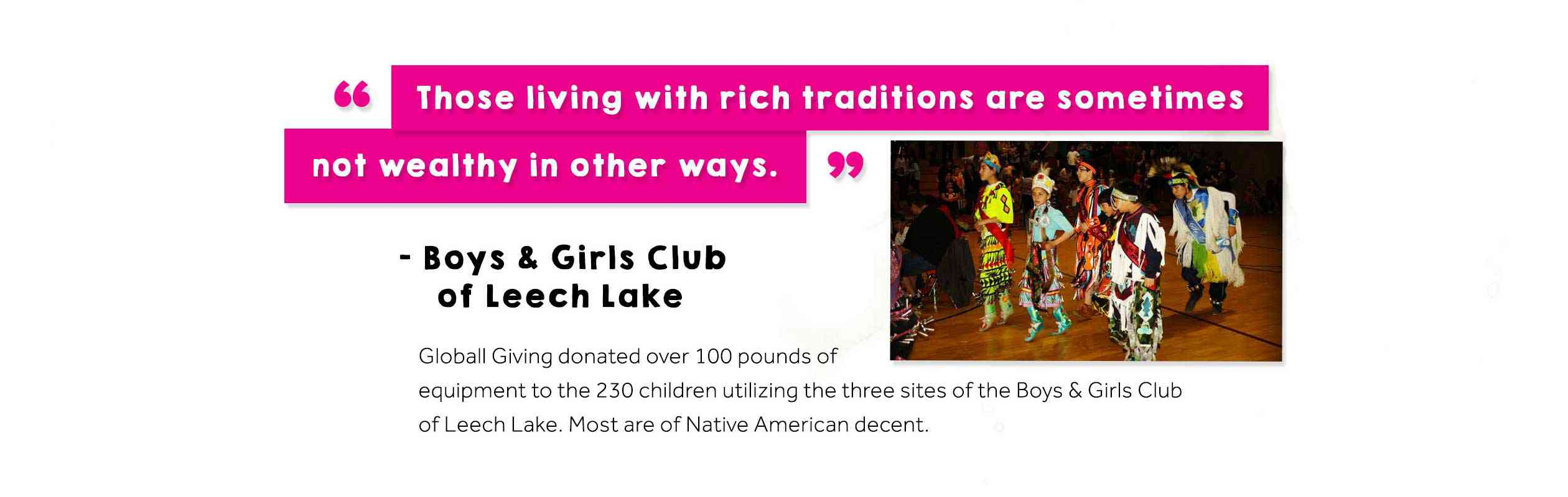 Boys & Girls Club of Leech Lake