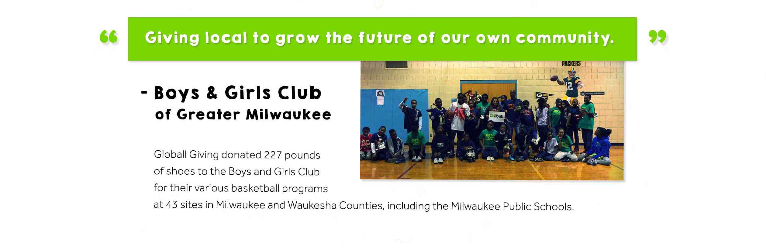 Boys & Girls Club of Greater Milwaukee