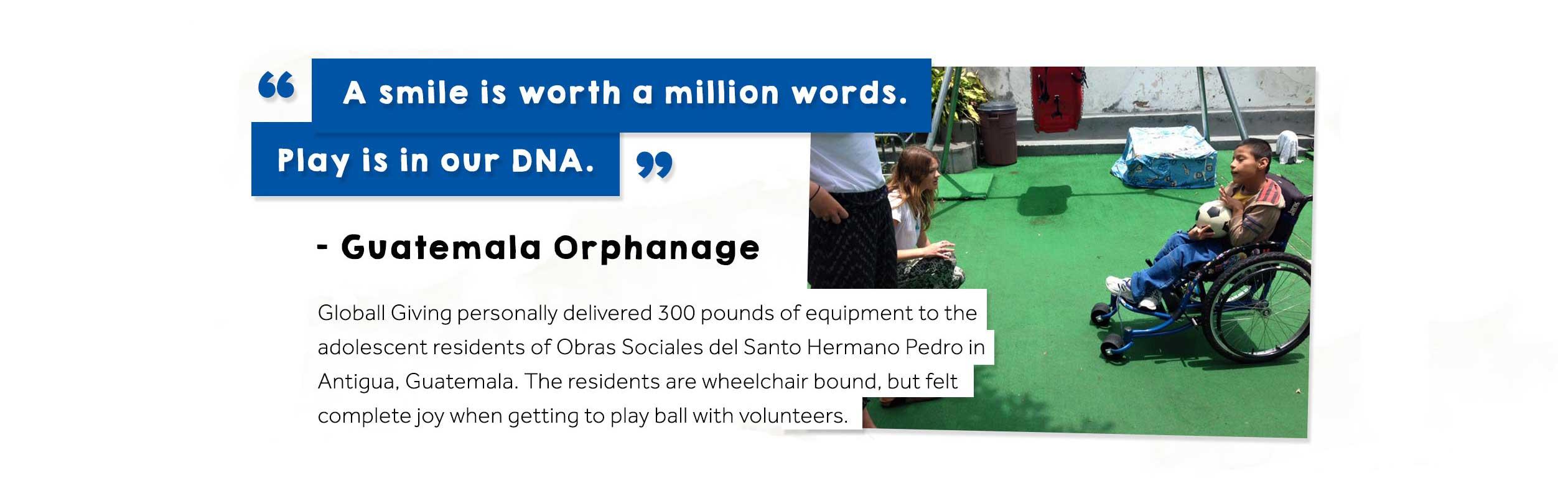 Guatemala Orphanage