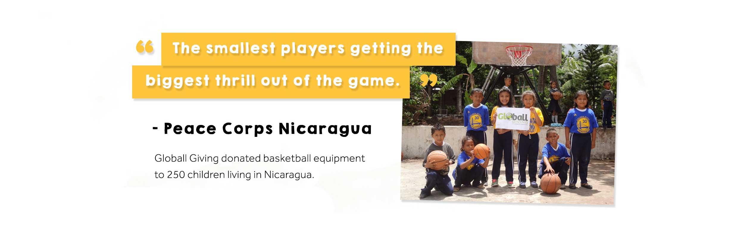 Peace Corps Nicaragua